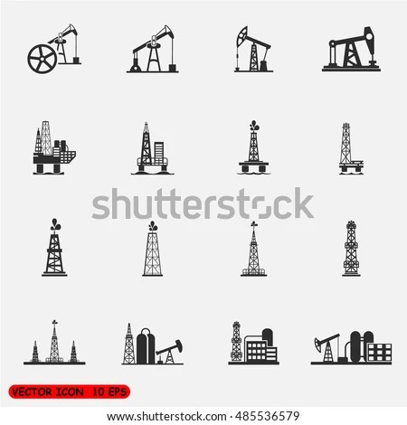 Drilling Rig Stock Images, Royalty-Free Images & Vectors