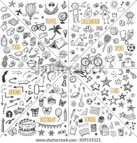 Doodle Stock Images, Royalty-Free Images & Vectors