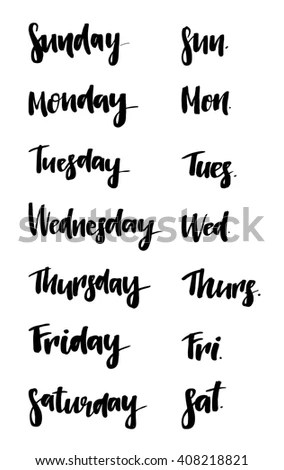 Week Stock Photos, Royalty-Free Images & Vectors