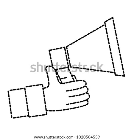 Megaphone Shaped Stock Images, Royalty-Free Images