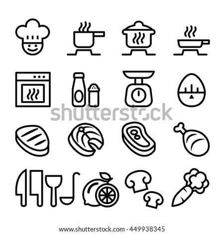 Art Of Cooking Stock Images, Royalty-Free Images & Vectors