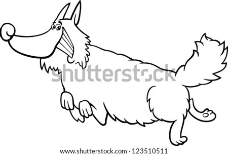 Mongrel Dog Stock Images, Royalty-Free Images & Vectors