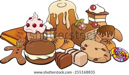 whoopie pie stock vectors & vector
