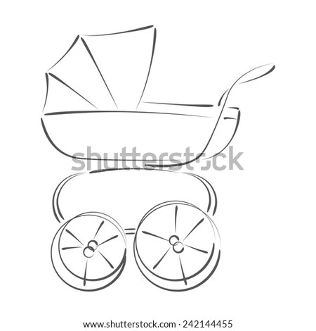 Vintage Stroller Stock Photos, Images, & Pictures