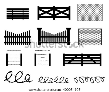 Paling Fence Stock Images, Royalty-Free Images & Vectors
