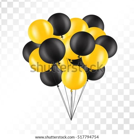 balloons transparent background