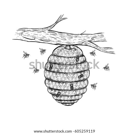 Bee Tattoo Stock Images, Royalty-Free Images & Vectors