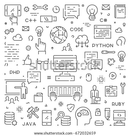 Computer Science Stock Images, Royalty-Free Images