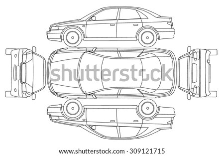 Damaged Car Stock Images, Royalty-Free Images & Vectors
