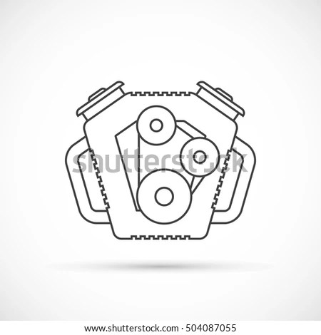 Car Engine Turbo Stock Images, Royalty-Free Images