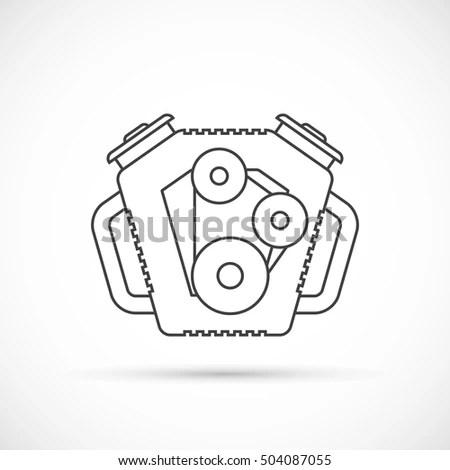 V8 Car Engine Diagram V8 Gas Engine Diagram Wiring Diagram