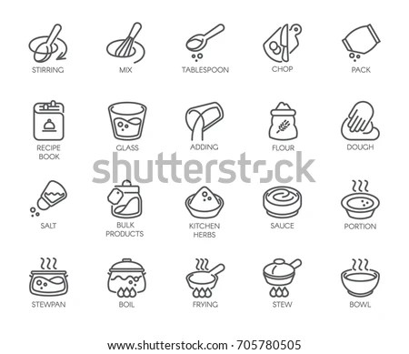 Recipe Stock Images, Royalty-Free Images & Vectors