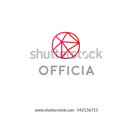 Logo Letter O Stock Images, Royalty-Free Images & Vectors