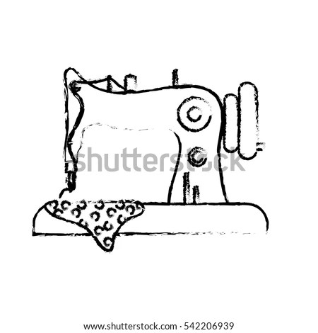 Vintage Sewing Machine Stock Images, Royalty-Free Images