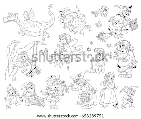 Troll Character Stock Images, Royalty-Free Images