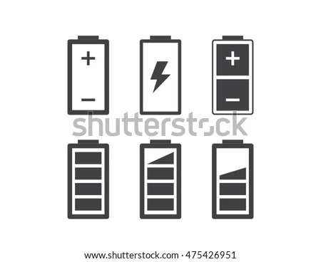 Battery Icon Stock Images, Royalty-Free Images & Vectors