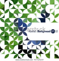 Awesome Abstract Geometric Background Stock Vector ...