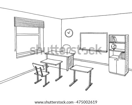 Cartoon Image Hospital Room Stock Illustration 166556822
