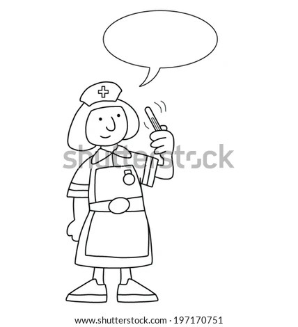 Sad Young Girl Standing Arm Around Stock Vector 466574636
