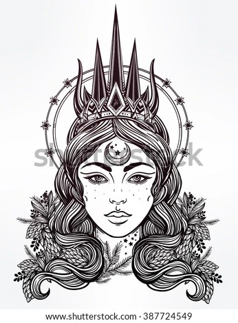Priestess Stock Images, Royalty-Free Images & Vectors