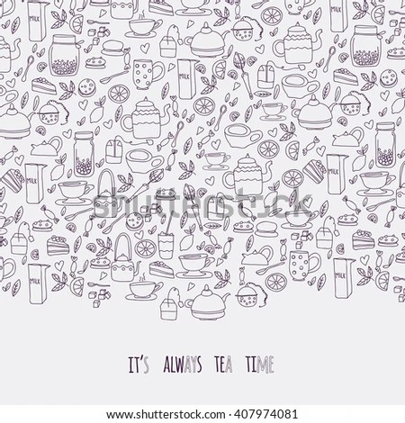 Hand Drawn Doodle Weight Loss Icons Stock Vector 699804661