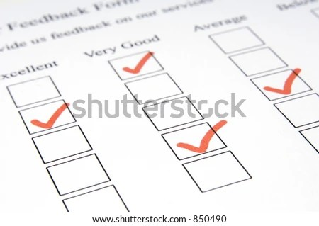 Feedback Form Stock Photos, Royalty-Free Images & Vectors