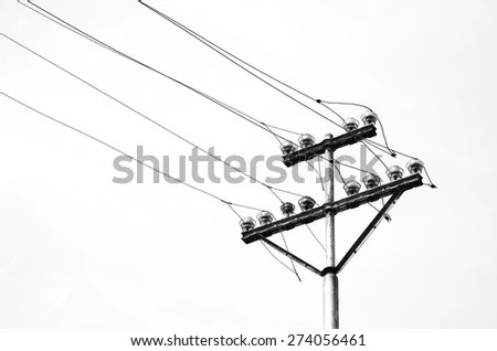 Telegraph Wires Stock Images, Royalty-Free Images