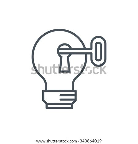 Problem Solving Icon Suitable Info Graphics Stock Vector