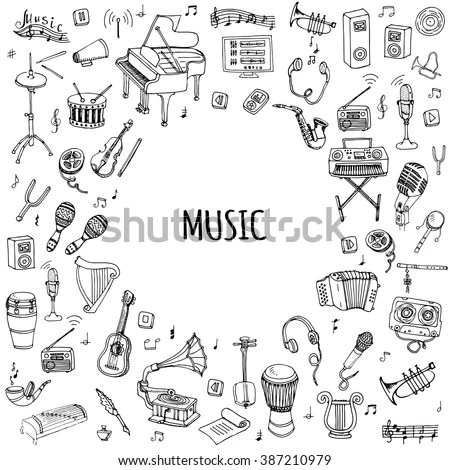 Cartoon Radio Player Stock Images, Royalty-Free Images