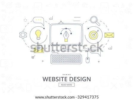 Web Design Stock Images, Royalty-Free Images & Vectors
