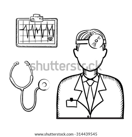 Doctor Sketch Stock Images, Royalty-Free Images & Vectors