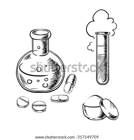 Glass Beaker Stock Images, Royalty-Free Images & Vectors