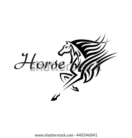 Flowing Mane Stock Images, Royalty-Free Images & Vectors