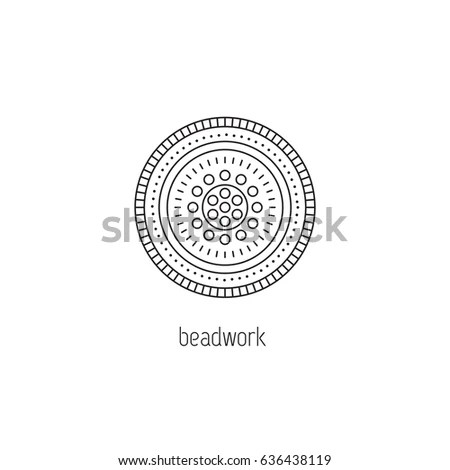 Beadwork Stock Images, Royalty-Free Images & Vectors