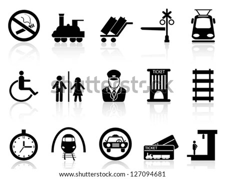 Railroad Track Symbol On Map Railroad Symbol Topographic