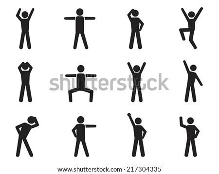 Cartoon Stick Man Stock Images, Royalty-Free Images