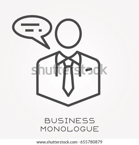 Monologue Stock Images, Royalty-Free Images & Vectors