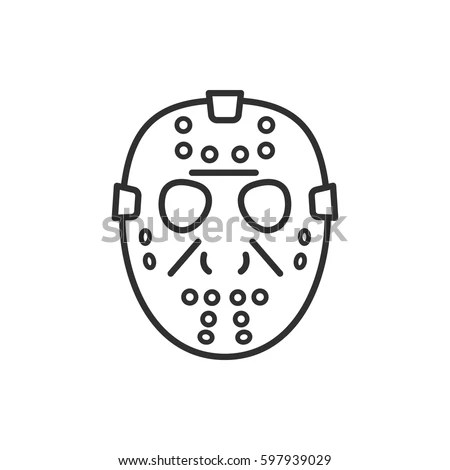 Jason Mask Stock Images, Royalty-Free Images & Vectors