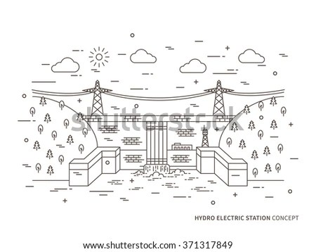 Hydroelectric Stock Images, Royalty-Free Images & Vectors
