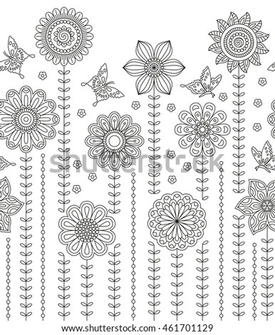 Gypsy Flower Stock Images, Royalty-Free Images & Vectors