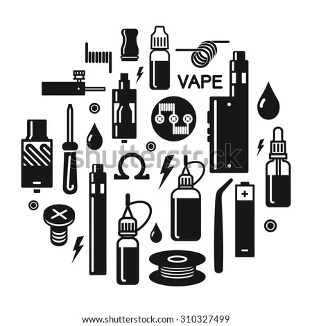 Vaping Stock Images, Royalty-Free Images & Vectors