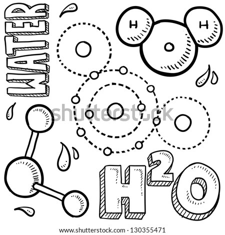 Hydrogen Molecule Stock Images, Royalty-Free Images