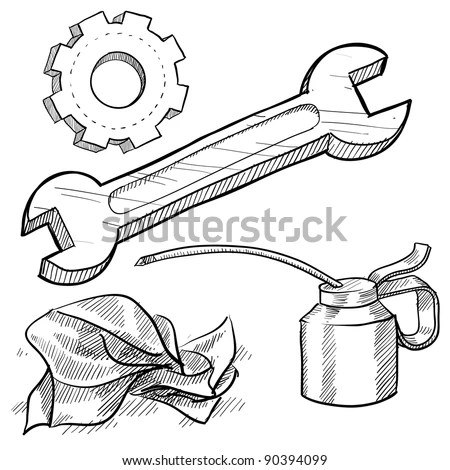 Grease Oil Stock Images, Royalty-Free Images & Vectors