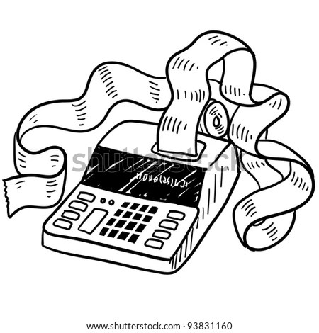 Adding Machine Stock Images, Royalty-Free Images & Vectors