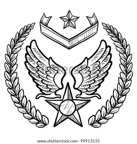20 Military Wings Clip Art Ideas And Designs