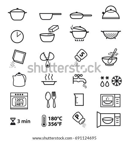 Pictogram Stock-billeder, royaltyfri billeder og vektorer