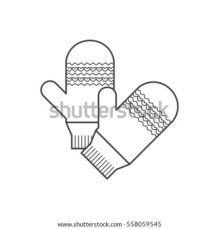 Mittens Stock Images, Royalty-Free Images & Vectors