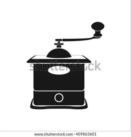 Antique Coffee Mills Stock Vectors & Vector Clip Art