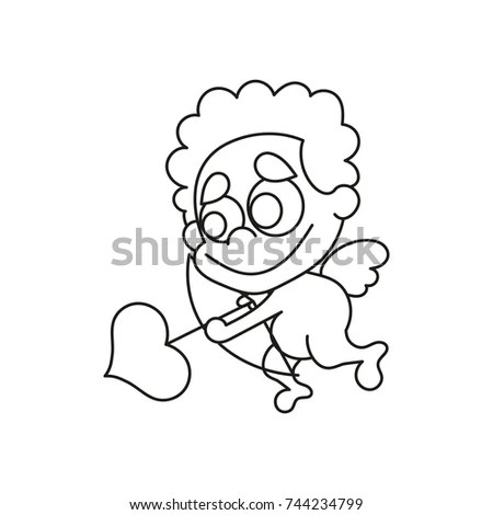 Old Lady Dog Grandmother Dog On Stock Vector 384134722