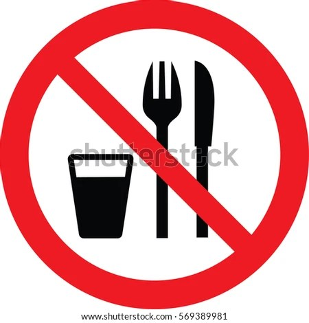 Do Not Eat Sign Stock Images, Royaltyfree Images